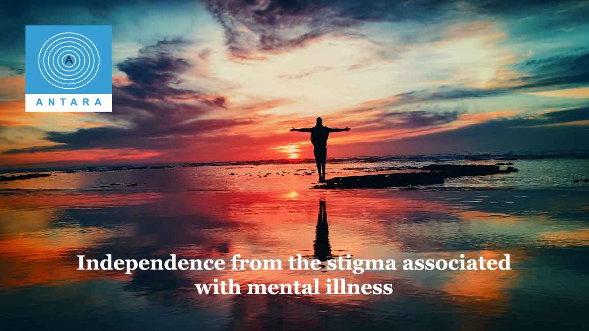 Let's Celebrate Independence from the stigma associated with Mental Illness