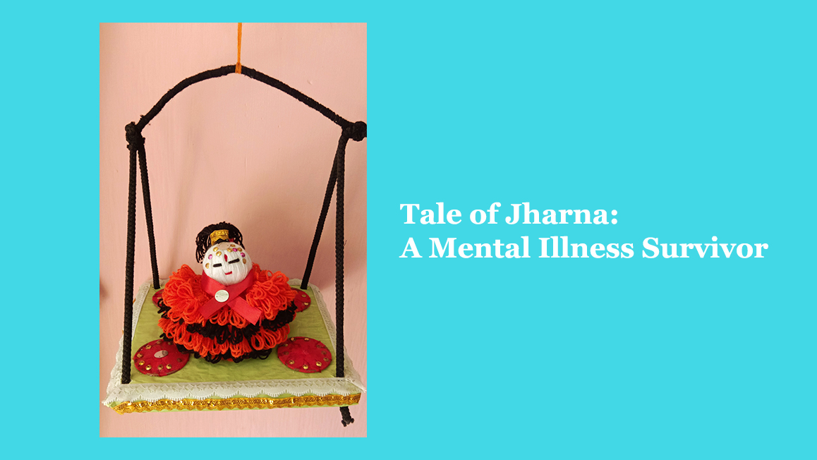 Tale of Jharna: A Mental Illness Survivor