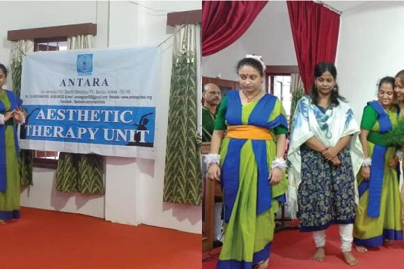 Quarterly workshop of Antara Aesthetic Therapy Unit was held at Antara