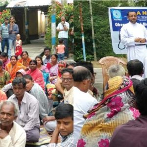 Awareness Session on 'Prevention of suicide & Mental Health First Aid'