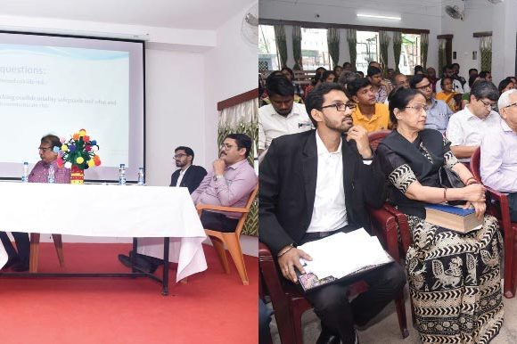 """A """"CME"""" Programme on """"A Step towards Suicide Prevention"""""""