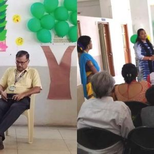 Children's Day celebration at Antara Child Guidance Clinic, 2019