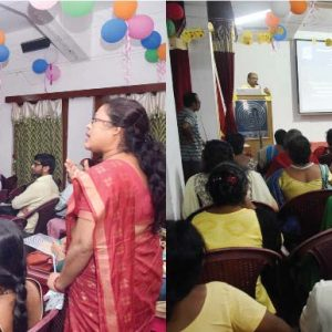 "Seminar for Teachers ""Positive Mental Health – Role of Teachers"""