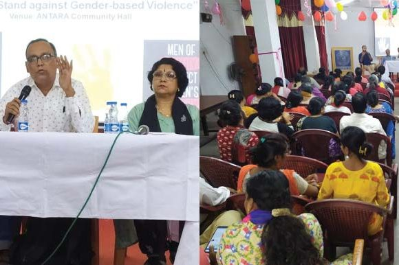"""Panel Discussion on """"Taking a Stand against Gender-based Violence"""""""