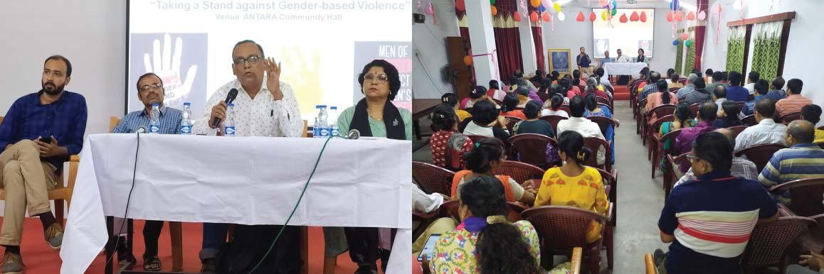 "Panel Discussion on ""Taking a Stand against Gender-based Violence"""