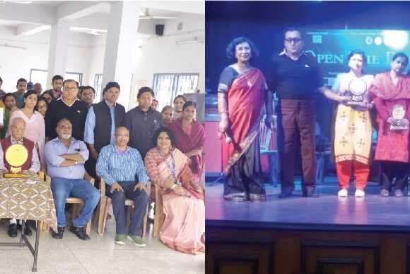 Talent Hunt Contest (Open The Door) organized by the Turning Point