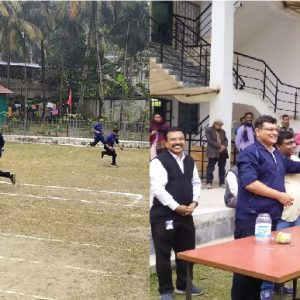 Limited Over Cricket Tournament held at Antaragram