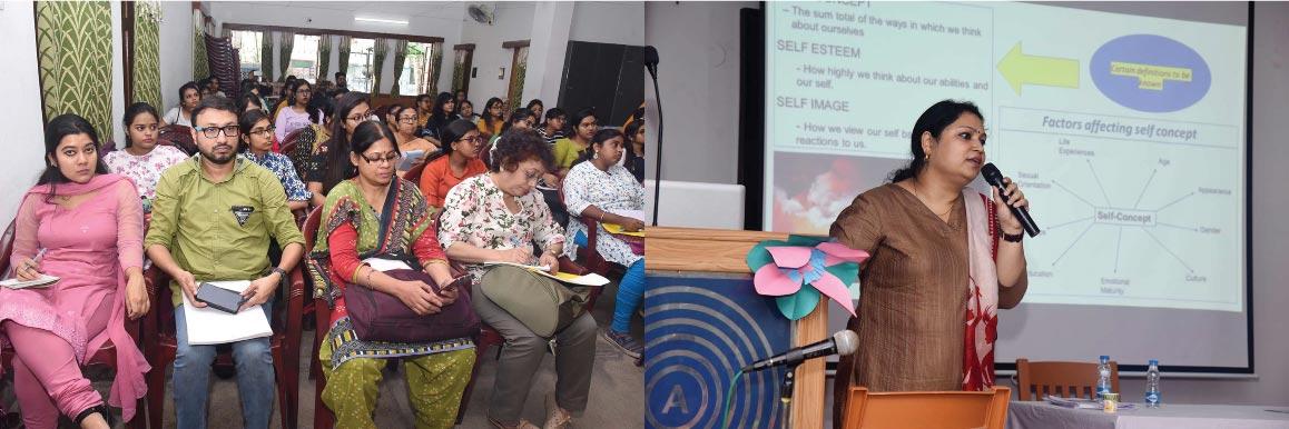 "Workshop on ""Self Esteem Enhancement Skills"""