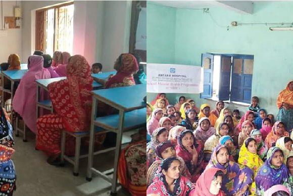 School Awareness Programmes at Kholapota Primary School & Tillottoma Girls High School