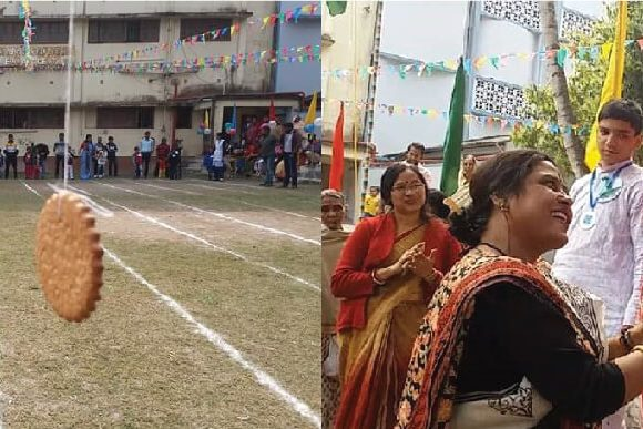 Sports event for Child Guidance Clinic