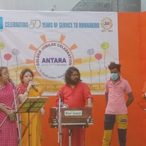 The 'Baul of Bengal' performed for Antara Community